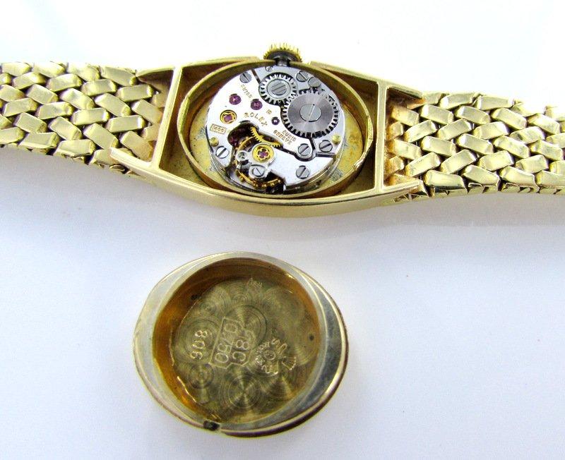 Gold Taschenuhrenkette mit T-Bar und Acdhery Fob