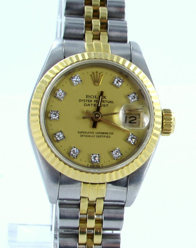 Rolex Brillanten