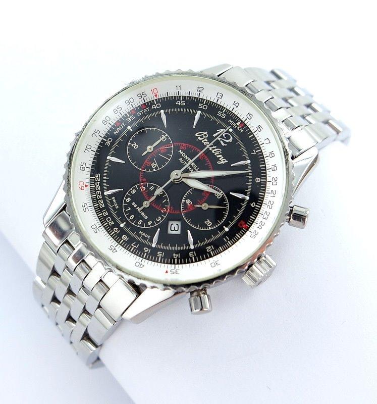 BREITLING Navitimer Montbrillant A41330 Cronografo Orologio Da Uomo Automatico | eBay